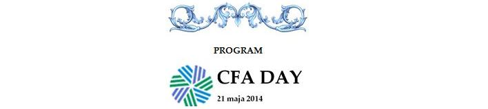 Program CFA Day